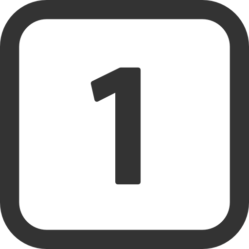 number-1-icon-9